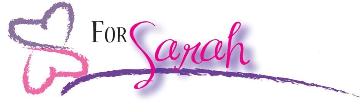 for sarah