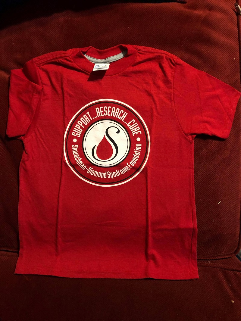 Youth Red Shirts